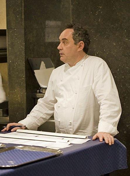 Ferran Adrià inaugura el curso Ciencia y Cocina de la Universidad de Harvard