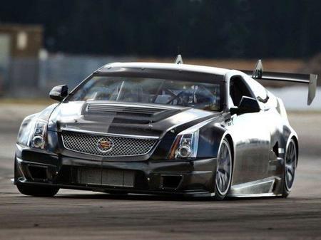 Curiosidades en Competición. Cadillac CTS-V Coupe del SCCA World Challenge GT Racing Series