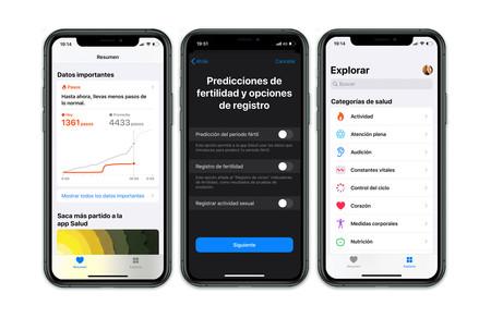 Iphone 11 Pro Salud