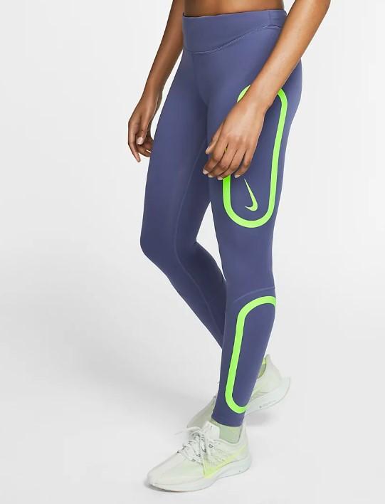 Mallas de running con estampado - Mujer Nike Epic Lux