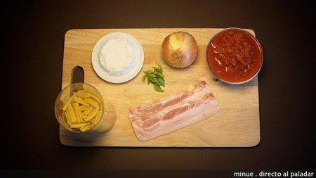 Macarrones ricotta - ingredientes