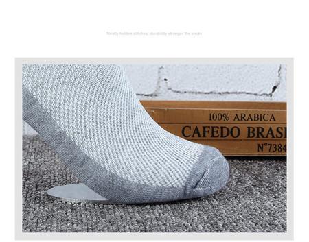 Aniversario de Aliexpress: Pack de 5 pares de calcetines para hombre por 4,79 euros y envío gratis