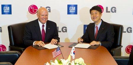 General Motors y el grupo LG firman un acuerdo para la fabricación de futuros modelos eléctricos