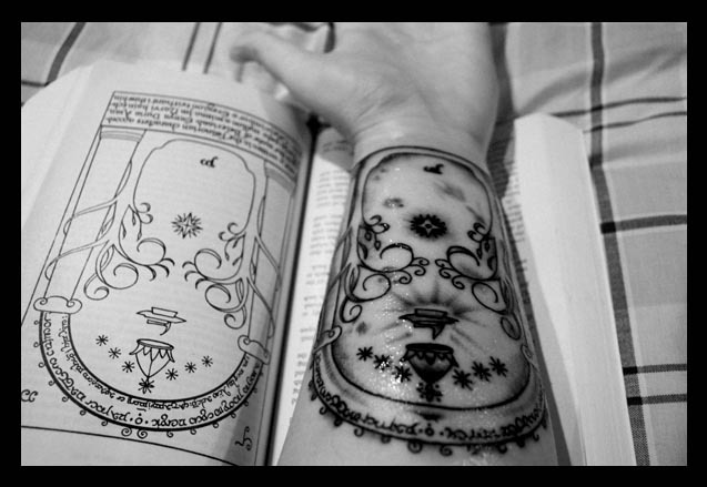 Foto de Tatuajes de Tolkien (14/15)