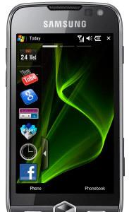 Samsung I8000 Omnia 2 se espera para mediados de mes