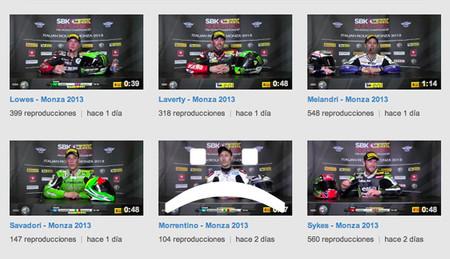 Y entonces Dorna arruinó el canal de Youtube de Superbikes