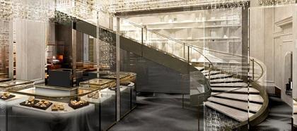 Nueva tienda Tiffany en Wall Street