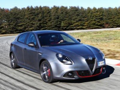 Alfa Romeo Giulietta, cambios sutiles antes de la evolución del modelo