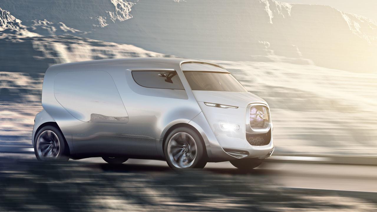 Foto de Citroën Tubik Concept (1/23)
