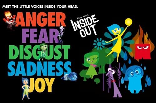 'Del revés (Inside Out)', la película