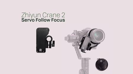 Zhiyun Crane 2 8