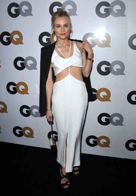 Diane Kruger gq men of the year