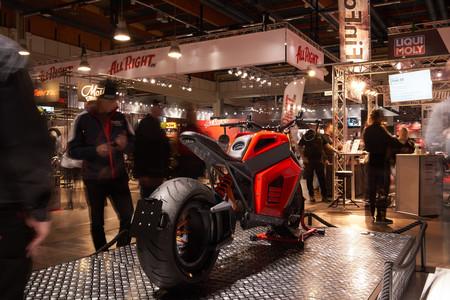 RMK E2, moto eléctrica finlandesa