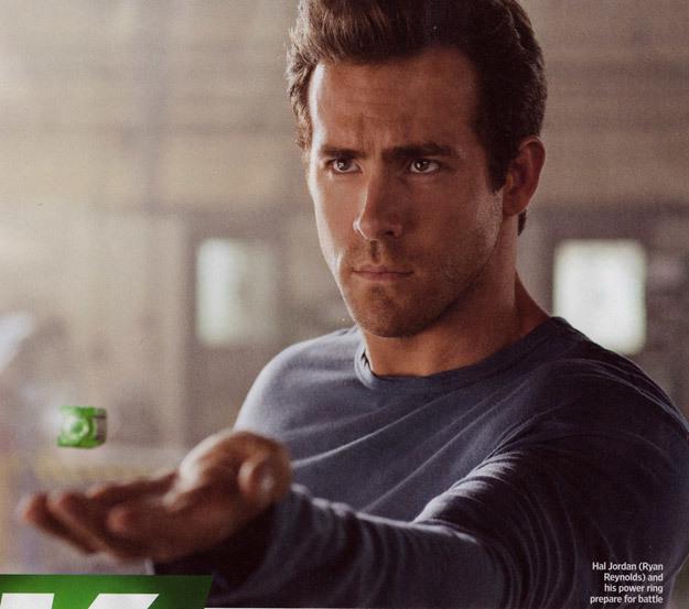 Foto de 'Green Lantern', primeras imágenes (1/6)