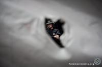 Aviso: 'Fotografiar es peligroso'