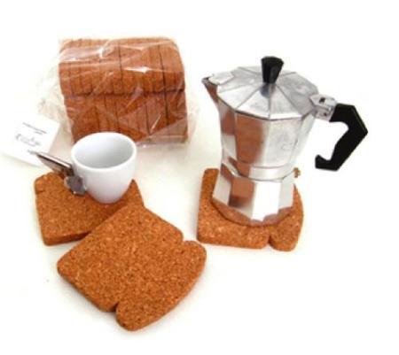 Toast it, original salvamanteles para el desayuno