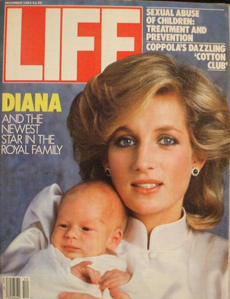 Lady Di Life 1984