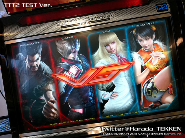 Foto de 140211 - Tekken Tag Tournament 2 (3/8)