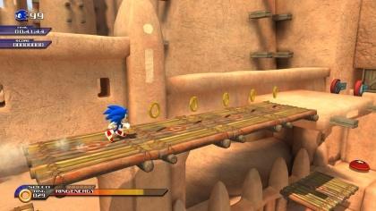 Sonic Unleashed. Ay, cuántos anillos