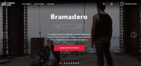 CinemaUno, otra plataforma de cine independiente disponible en México