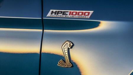 Hennessey Shelby Mustang Gt500 Venom 8