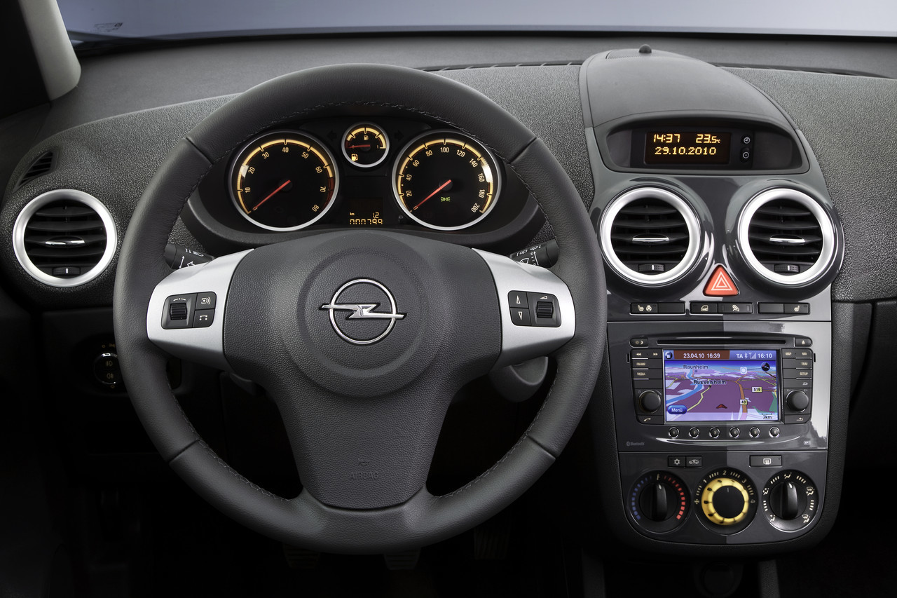 Foto de Opel Corsa 2011 (10/11)