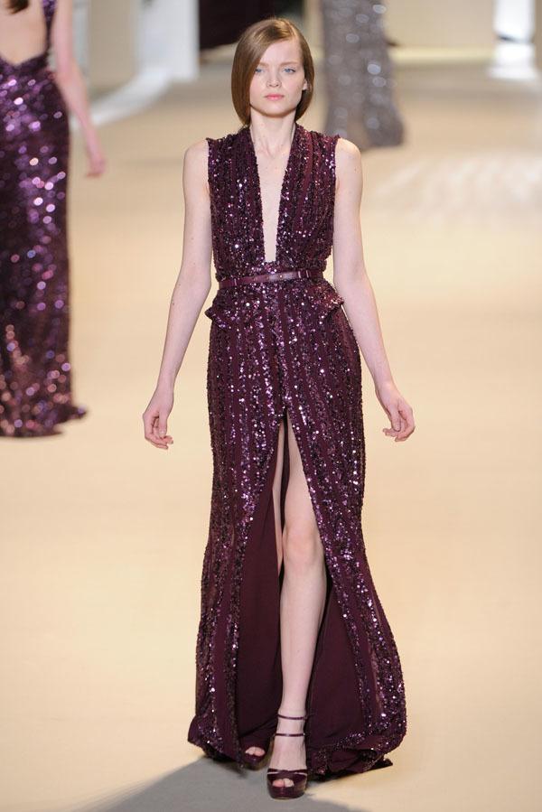 Foto de Elie Saab Otoño-Invierno 2011/2012 en la Semana de la Moda de París: la alfombra roja espera (16/32)