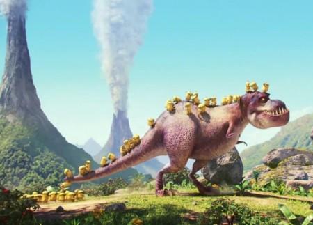 Taquilla española | Los minions se cargan a los dinosaurios