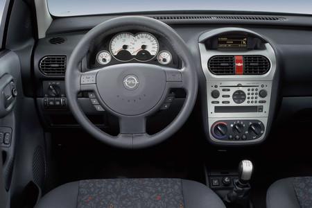 Chevrolet Corsa 2002 Interior