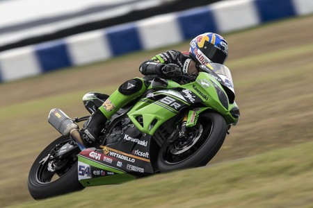 Kenan Sofuoglu Supersport Tailandia 2018 3