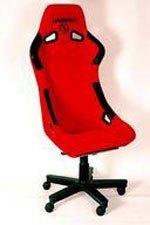 Corbeau Office Chair, para trabajar sin dejar de pensar en el motor