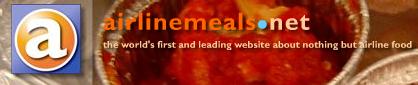 Airline Meals, ranking de comidas de aerolíneas