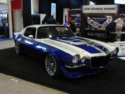 Los Mejores 15 Muscle Cars del SEMA Show 2014