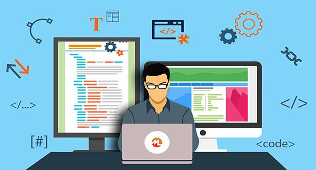 Computer Man Code Web Development 650 062317060629