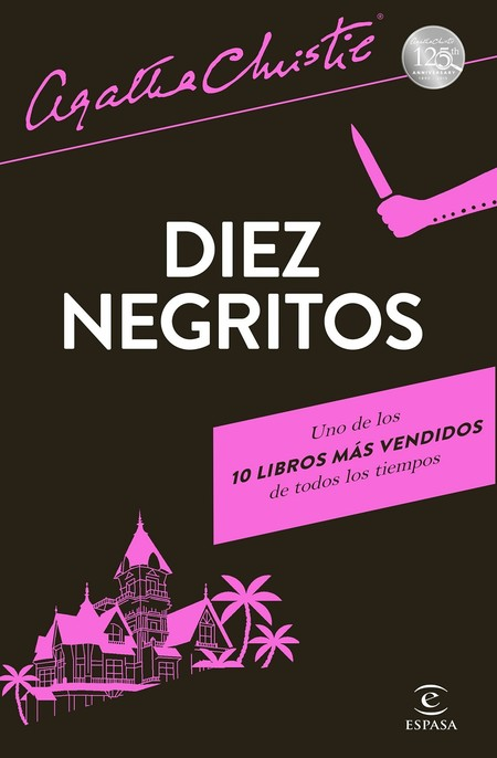 Portada Diez Negritos Agatha Christie 201505291003