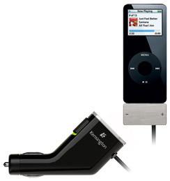 A Fondo: Transmisor/cargador de coche RDS FM Kensington para iPod