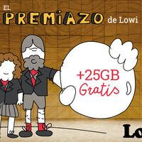 Lowi regala 25 GB de datos a todos sus clientes por Navidad