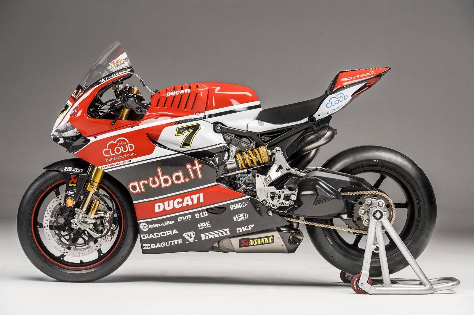 Foto de Galería de la Ducati 1299 Panigale R de SBK (1/33)
