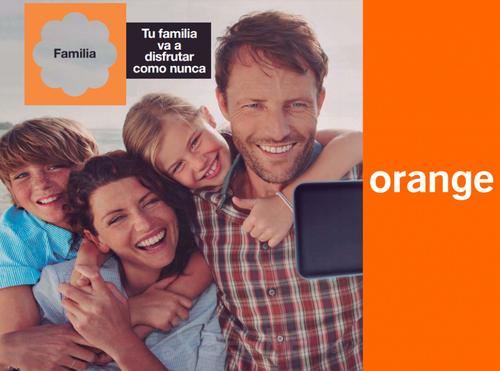 Orange encarece su Canguro Familia Adicional Ahorro con la excusa de añadir 50 minutos