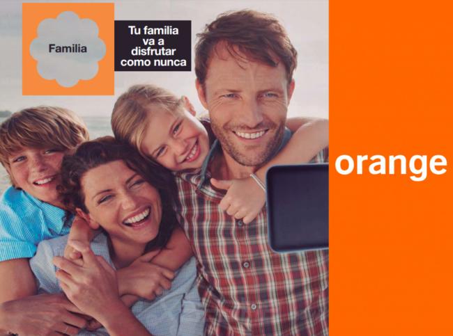 Canguro Familia Orange