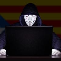 Vuelven a detener a un 'hacker' vinculado a la #OpCatalonia al anunciar una nueva campaña de ciberataques