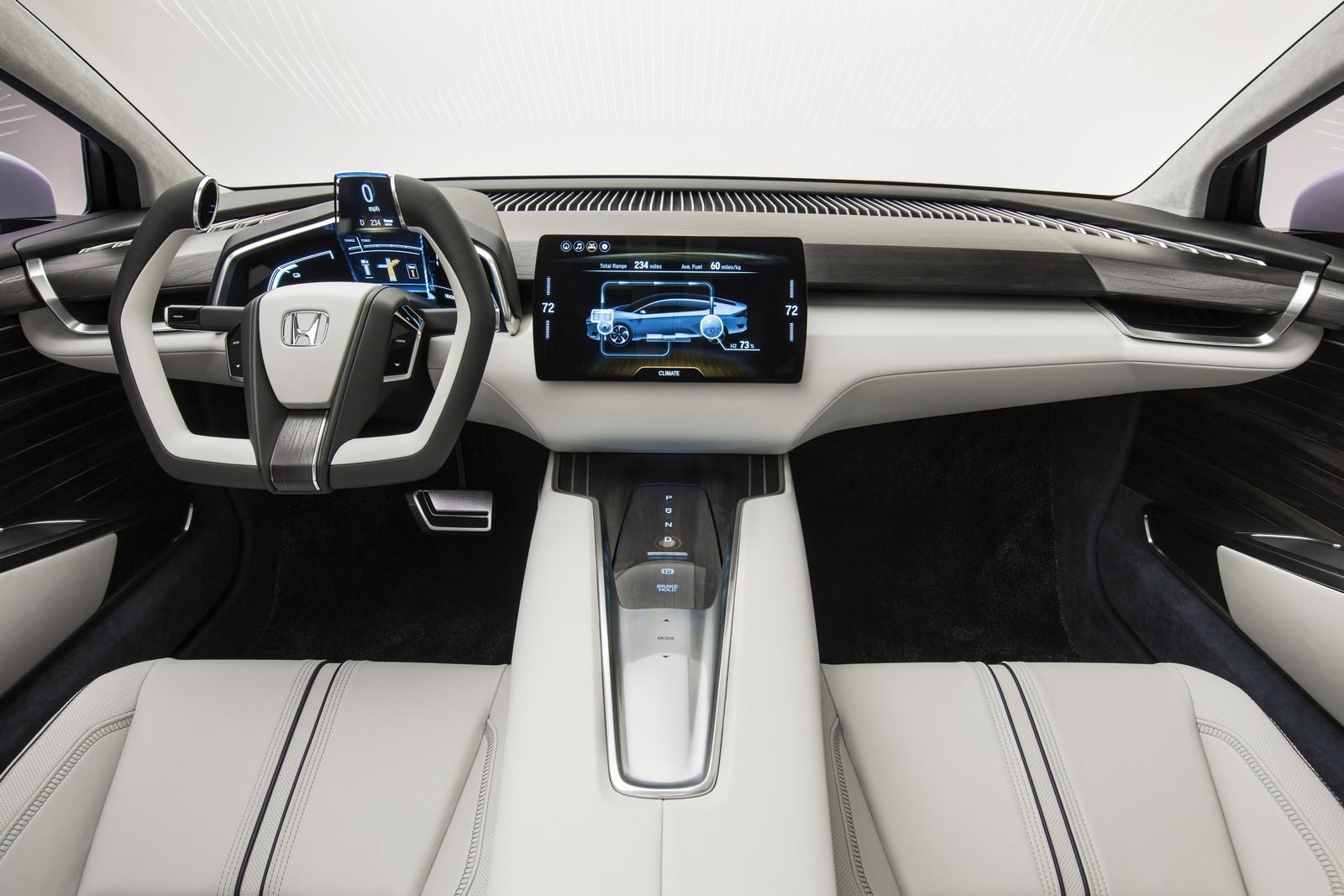 Foto de Honda FCV Concept (2/14)