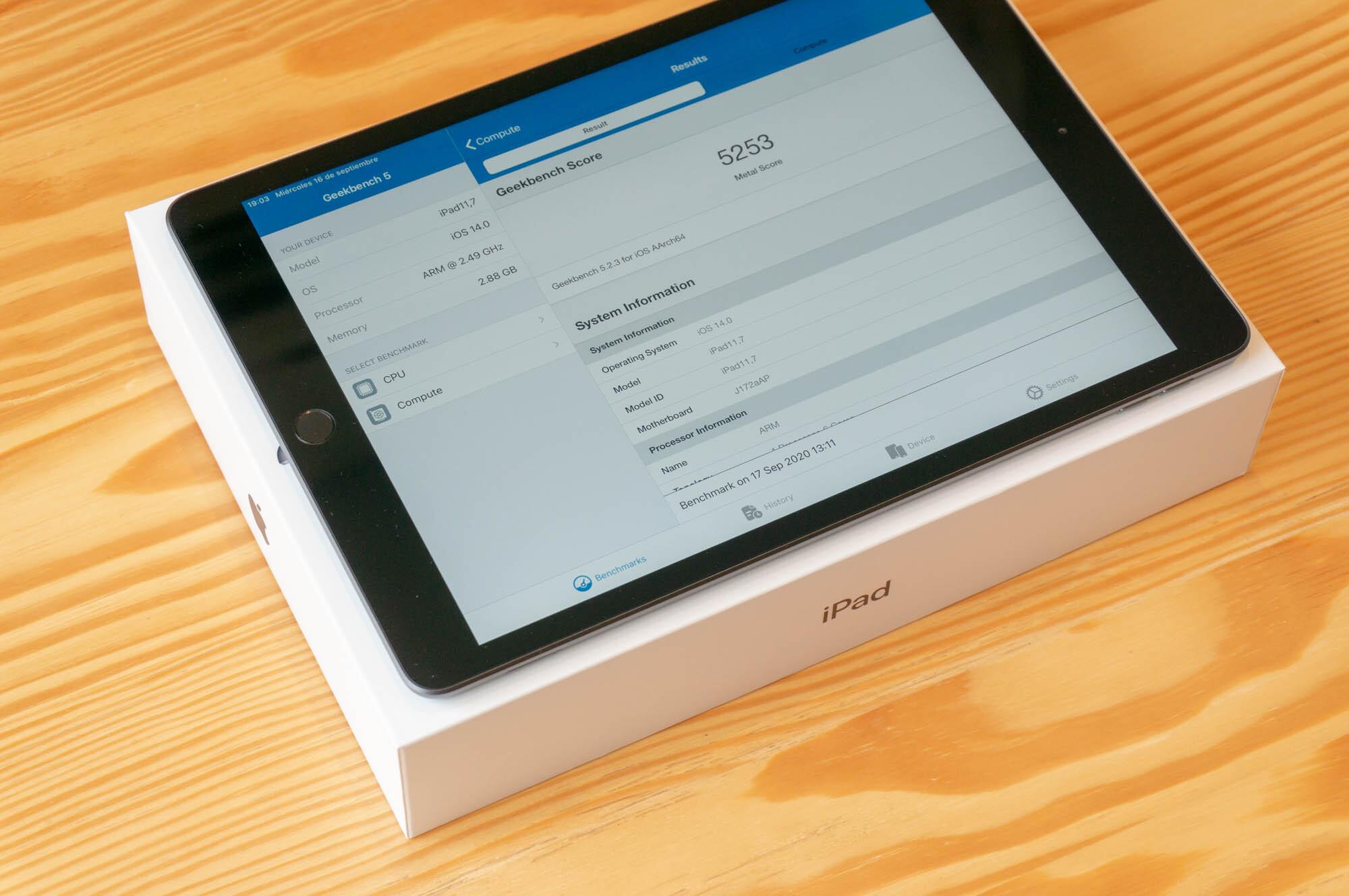 Foto de iPad 8a Generación 2020 (8/23)