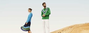 El estilo deportivo se apodera de la nueva colección de primavera de El Ganso