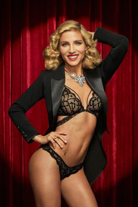 Elsa Pataky, pura sofisticación con la nueva colección de lencería de Women' Secret