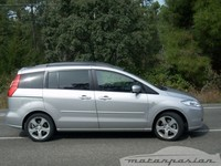 Prueba: Mazda5 CRTD (parte 3)