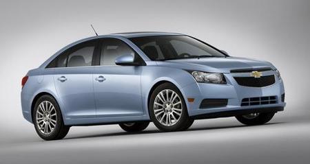 Chevrolet Cruze Eco, llega el Cruze económico