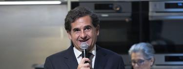 """Ignacio Fernández-Simal, director de Thermomix: """"Nos viene bien que haya robots de cocina low cost en el mercado"""""""