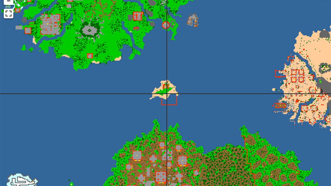 Isla de Schrödinger, juego Tibia