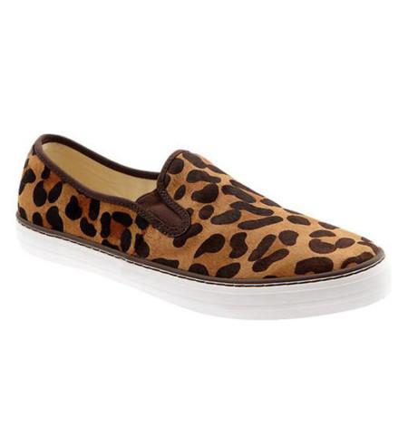 Zapatillas leopardo Celine clon sneakers slip ons Gap